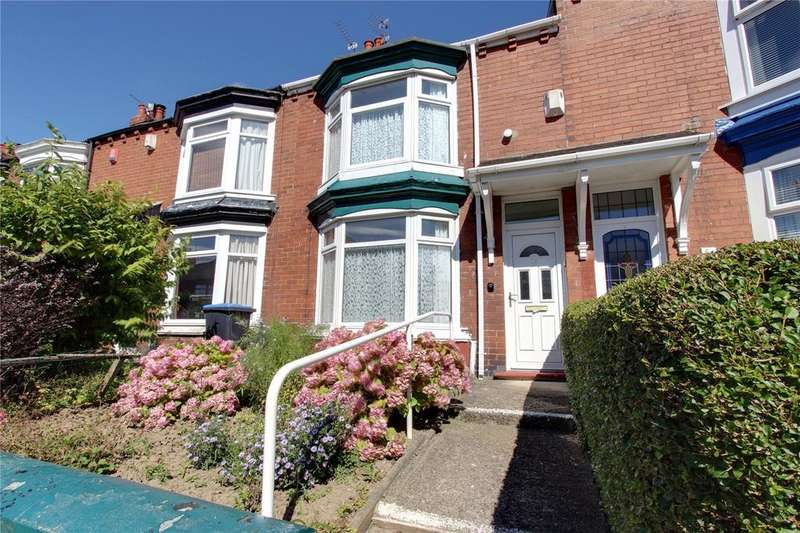 3 Bedrooms Terraced House for sale in Rockliffe Road, Linthorpe