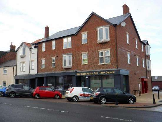 2 Bedrooms Flat for rent in Front Street, Newbiggin by the Sea