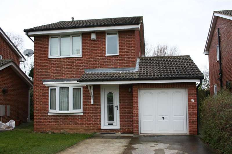 3 Bedrooms Detached House for sale in Nunnington Close, Ingleby Barwick