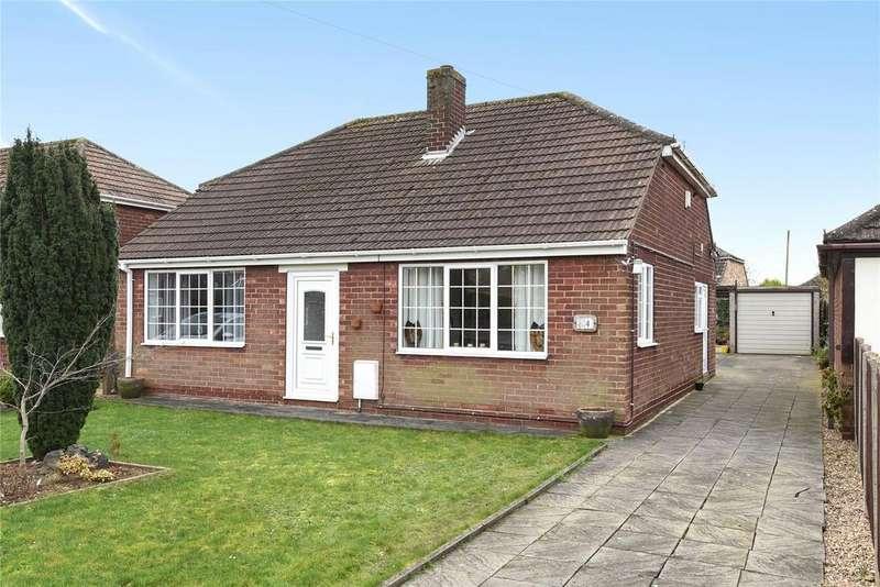 3 Bedrooms Detached Bungalow for sale in Redhall Drive, Bracebridge Heath, LN4