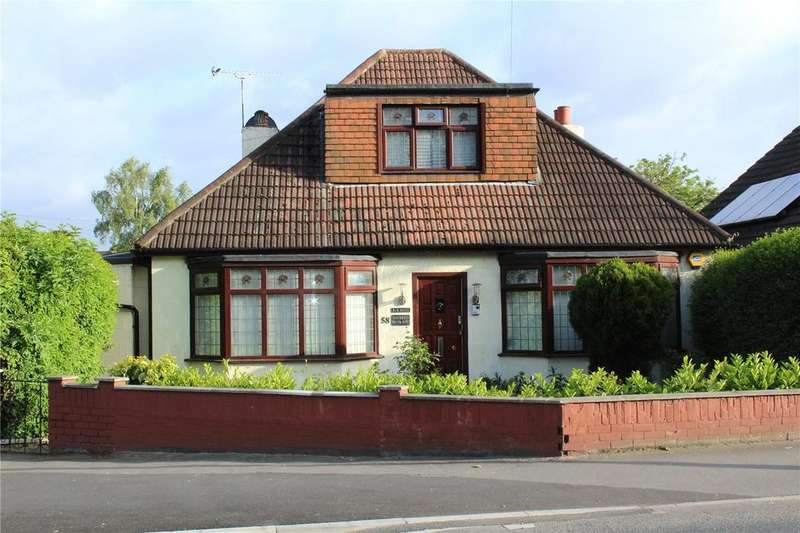 4 Bedrooms Detached Bungalow for sale in Squirrels Heath Lane, Hornchurch, RM11