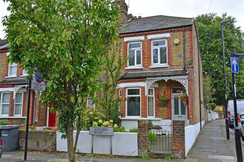 3 Bedrooms End Of Terrace House for sale in Aislibie Road, Lee, London, SE12