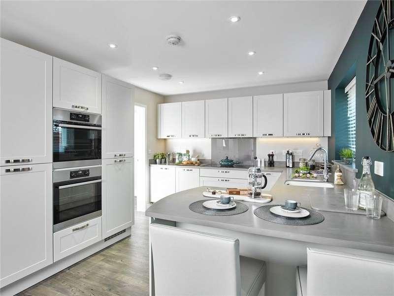 2 Bedrooms Terraced House for sale in Plot 5 - The Osprey, Herschel Place, Highgate Hill, Hawkhurst, TN18