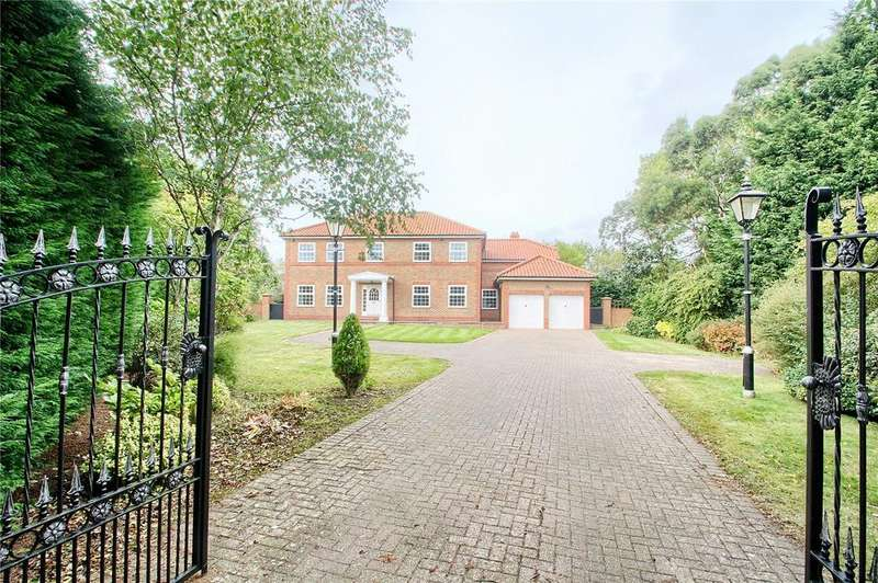 5 Bedrooms Detached House for sale in Drovers Lane, Redmarshall
