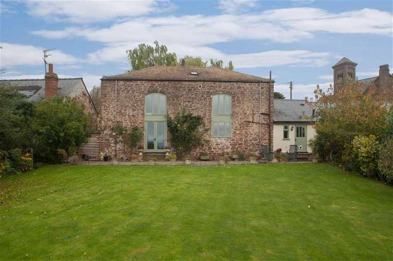 4 Bedrooms Detached House for sale in HOARWITHY, Hoarwithy Hereford, Herefordshire