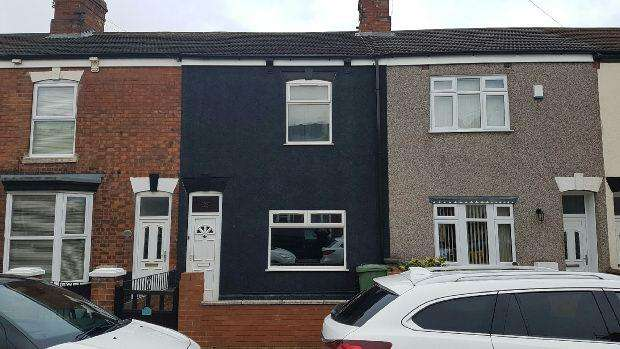 3 Bedrooms Terraced House for sale in Edward Street, Grimsby