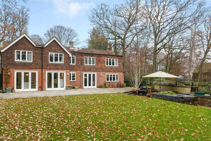5 Bedrooms Detached House for rent in Nightingales Lane, Chalfont St. Giles, Buckinghamshire, HP8