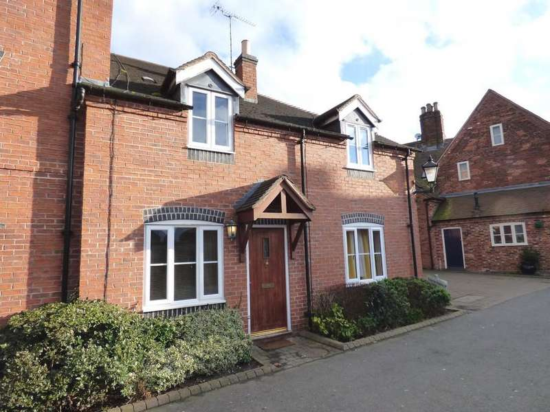 2 Bedrooms Town House for sale in Greenhill Mews, Lichfield