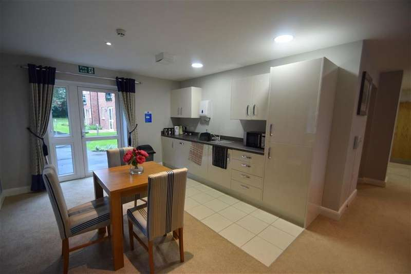 1 Bedroom Retirement Property for rent in Martongate, Bridlington, YO16