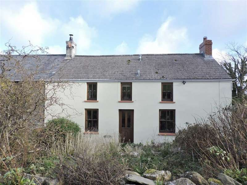 3 Bedrooms Cottage House for sale in Cilgwyn Road, Newport