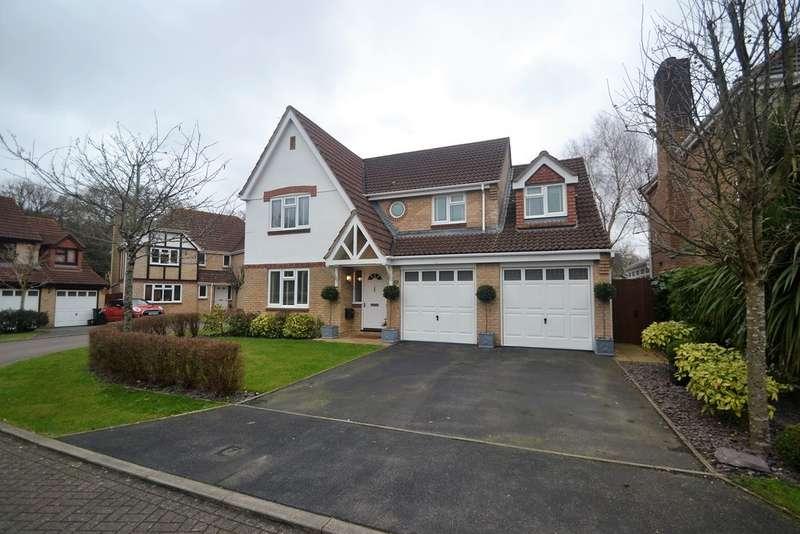 5 Bedrooms Detached House for rent in Verwood, Dorset BH31