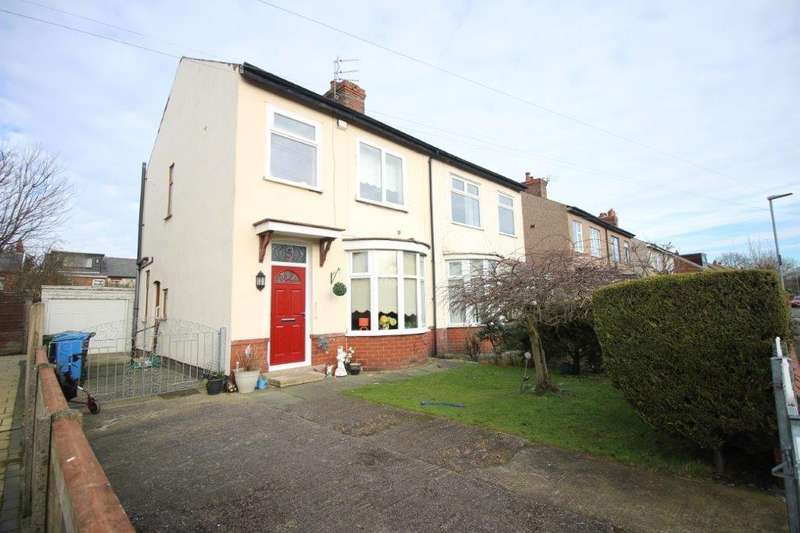 3 Bedrooms Semi Detached House for sale in Haworth Crescent, Poulton-le-Fylde