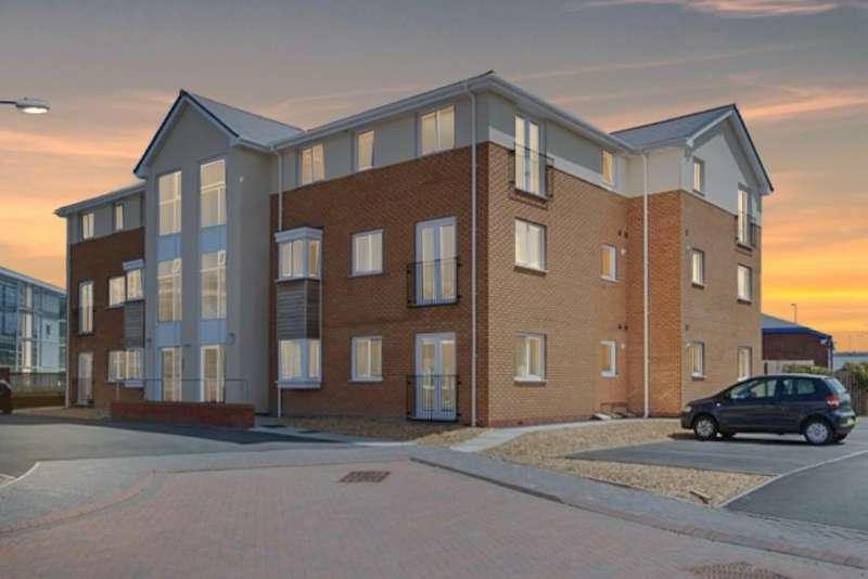 1 Bedroom Apartment Flat for sale in Llanbadarn Fawr