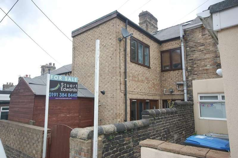 2 Bedrooms Terraced House for sale in Sowerby Street, Sacriston