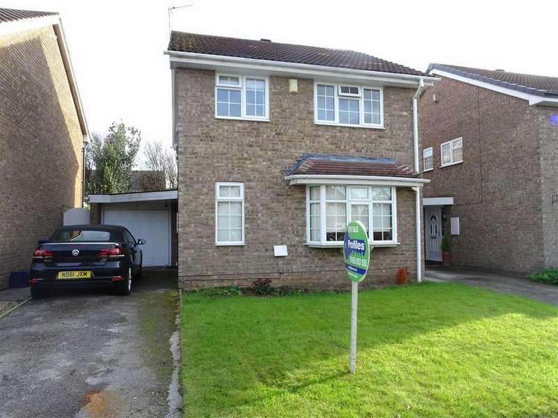 4 Bedrooms Detached House for sale in Woburn Close, Hinckley