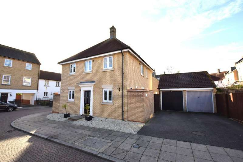 3 Bedrooms Detached House for sale in Black Notley, Braintree