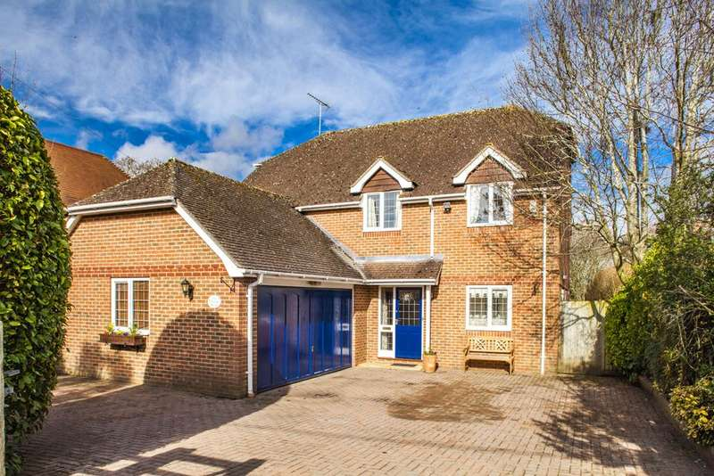 4 Bedrooms Detached House for sale in The Lavender House, Bradfield Southend, RG7