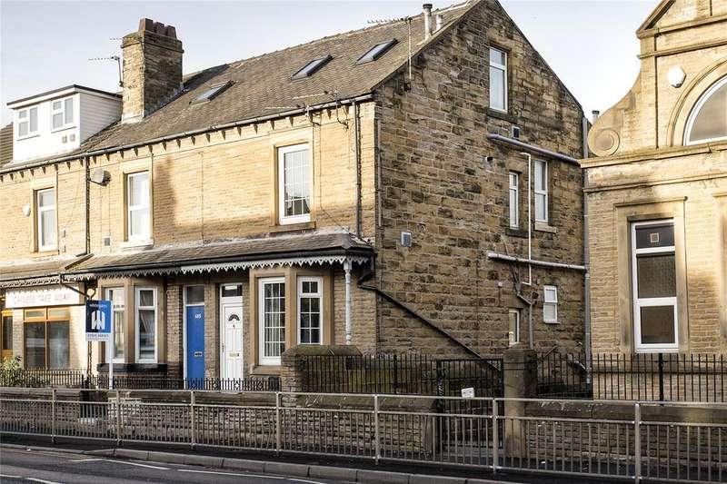 2 Bedrooms Terraced House for sale in Leeds Road, Shawcross,Dewsbury, West Yorkshire, WF12