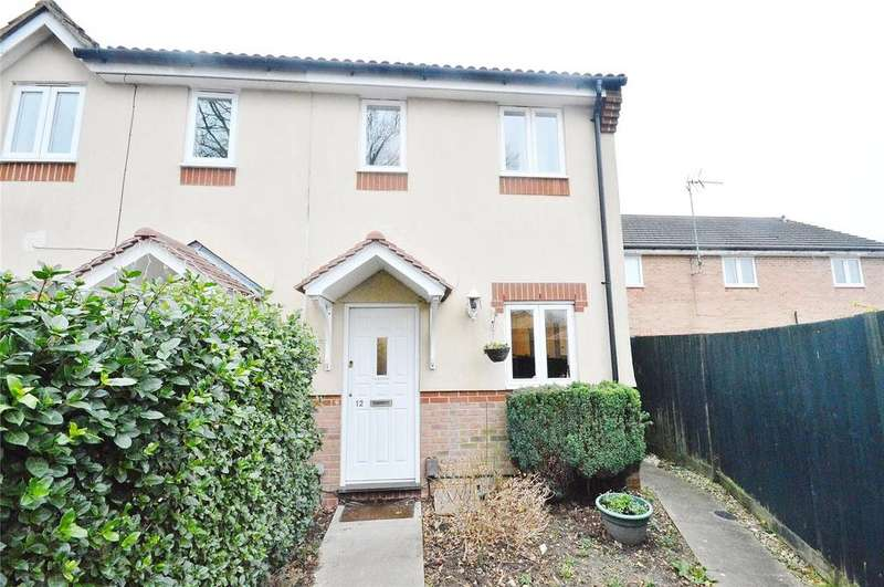2 Bedrooms End Of Terrace House for sale in Lingmoor Drive, Watford, Hertfordshire, WD25