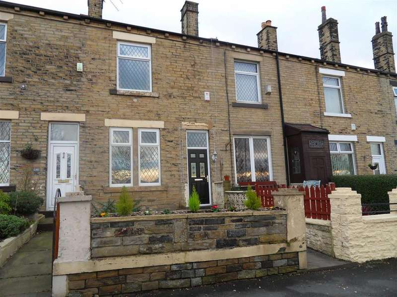 2 Bedrooms Terraced House for rent in 638 Bolton Road, Bradford