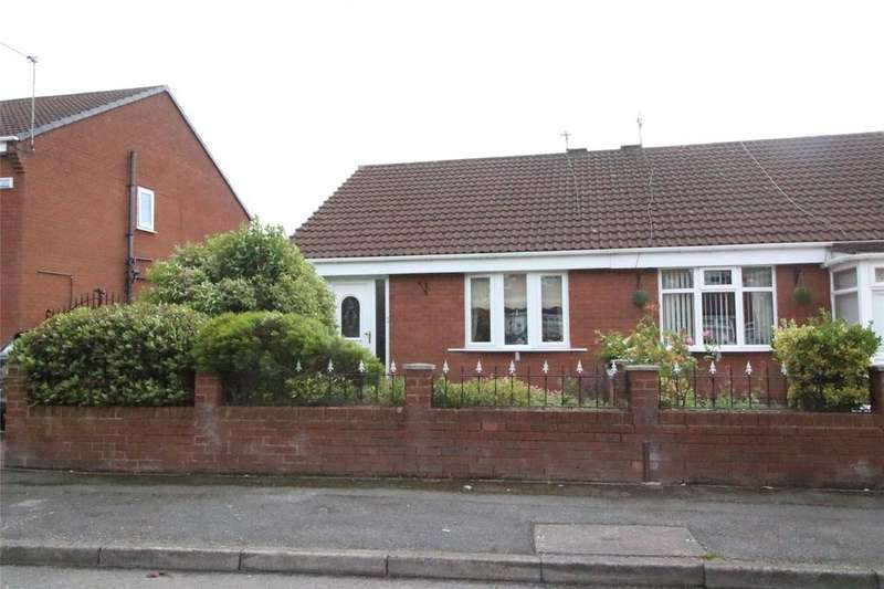 2 Bedrooms Semi Detached Bungalow for sale in Grange Avenue, West Derby, Liverpool, Merseyside, L12