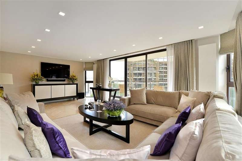 3 Bedrooms Flat for sale in Kensington West, Blythe Road, West Kensington, London, W14