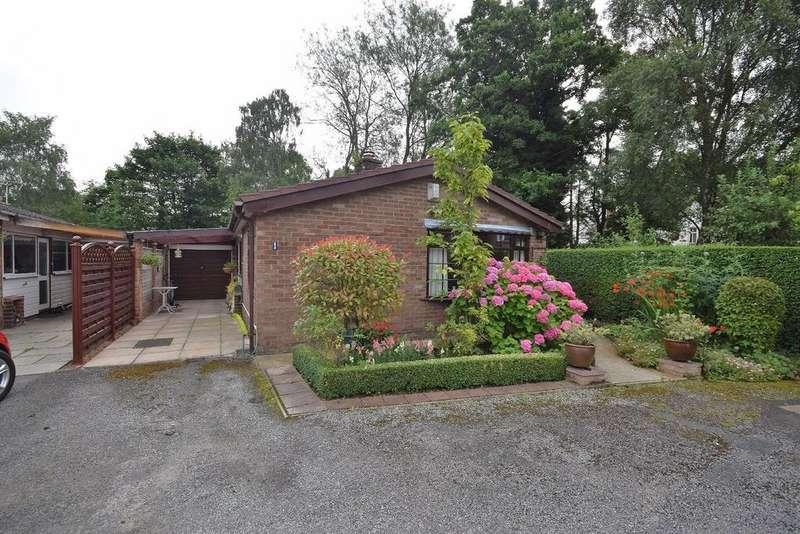 3 Bedrooms Detached Bungalow for sale in Hazelbadge Close, Poynton