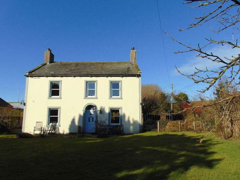 3 Bedrooms Detached House for sale in Ghyll House, Well Road, Oughterside, Cumbria, CA7 2PT