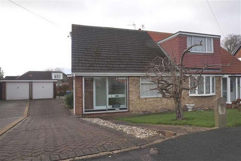 3 Bedrooms Semi Detached House for rent in St Annes Walk, Welton, Brough, HU15