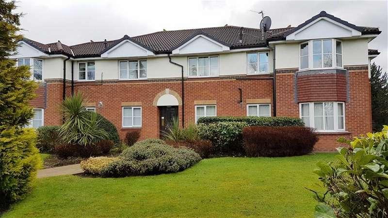 2 Bedrooms Apartment Flat for sale in Hazeldean Court, Pinewood Road, Wilmslow
