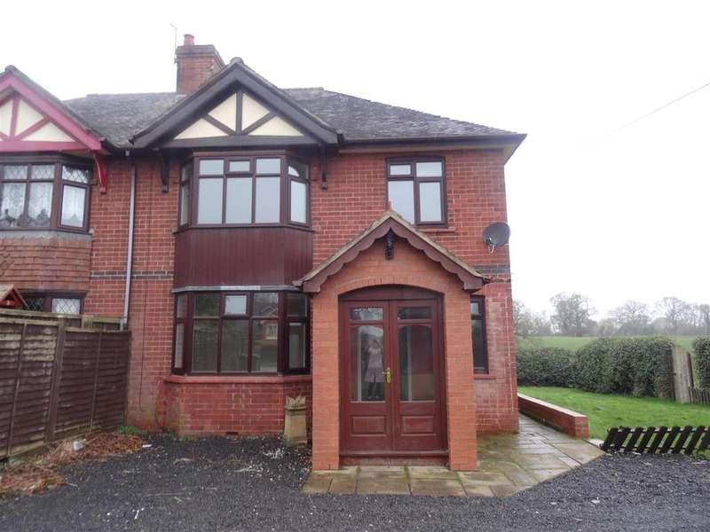3 Bedrooms Semi Detached House for rent in Grange Road, Ellesmere