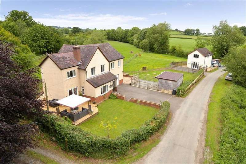 5 Bedrooms Detached House for sale in Penygarreg Lane, Pant