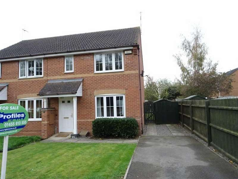3 Bedrooms Semi Detached House for sale in Welbeck Avenue, Burbage