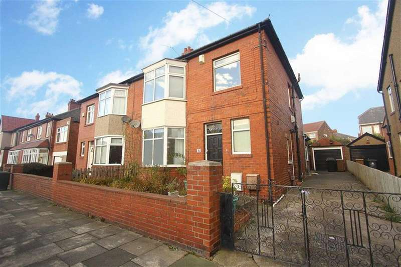 3 Bedrooms Semi Detached House for sale in High View, Wallsend, Tyne And Wear