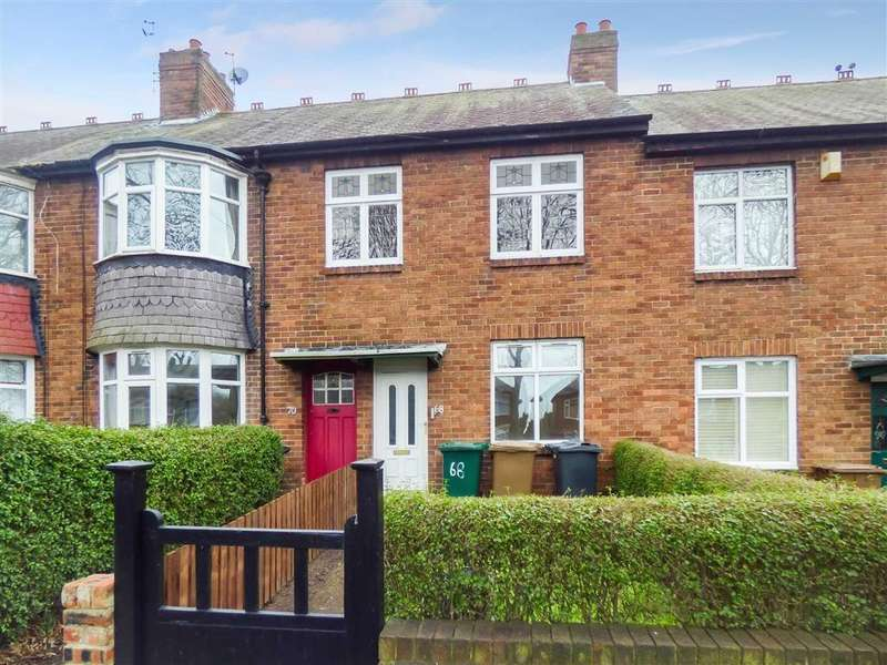 3 Bedrooms Flat for sale in Verne Road, North Shields