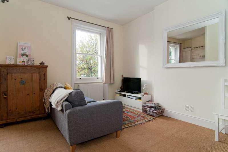 1 Bedroom Apartment Flat for sale in Richmond Way, Brook Green