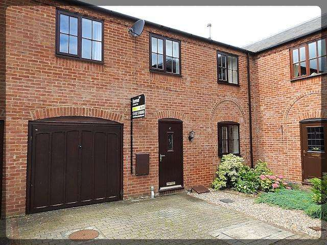 3 Bedrooms Detached House for rent in Castle Farm Court, South Cave, HU15 2FH
