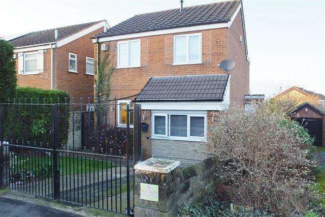 4 Bedrooms Detached House for sale in Tynker Avenue, Beighton, sheffield, S20 1DD