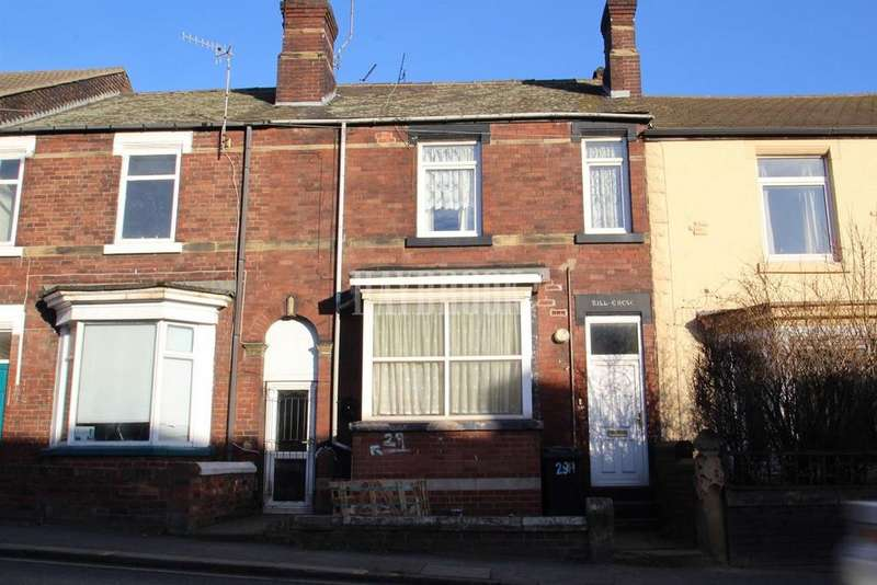 2 Bedrooms Flat for sale in Rawmarsh Hill, Parkgate