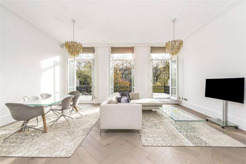 2 Bedrooms Apartment Flat for sale in Redcliffe Square, London, SW10