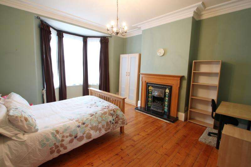 5 Bedrooms Terraced House for rent in Tosson Terrace, Heaton, Newcastle upon Tyne, Tyne and Wear, NE6 5LW