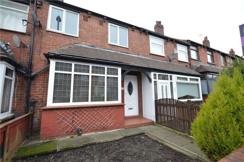 3 Bedrooms Terraced House for sale in Cross Flatts Grove, Leeds, West Yorkshire