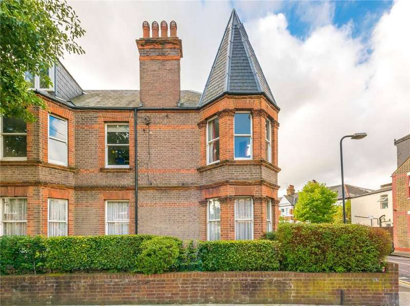 3 Bedrooms Flat for sale in Osborne Mansions, 88 Chapter Road, London, NW2