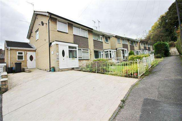4 Bedrooms Semi Detached House for sale in Haxby Place, Normanton Springs, Sheffield , S13 7BS