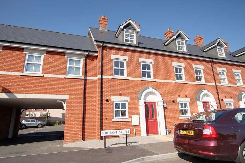 3 Bedrooms Town House for sale in Sergeant Street, Colchester, Colchester, CO2