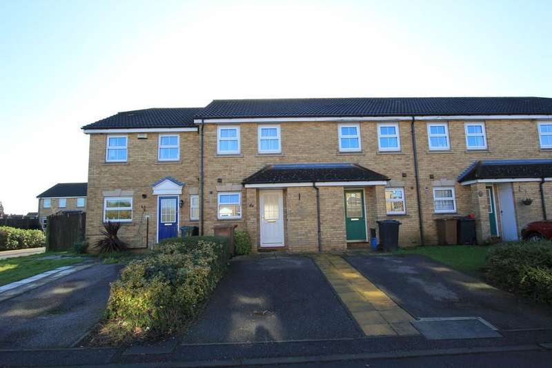 2 Bedrooms Terraced House for sale in Stevenage, Hertfordshire