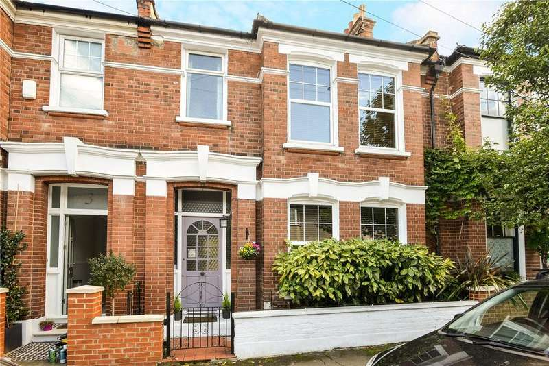 3 Bedrooms Terraced House for sale in Ryedale, East Dulwich, London, SE22