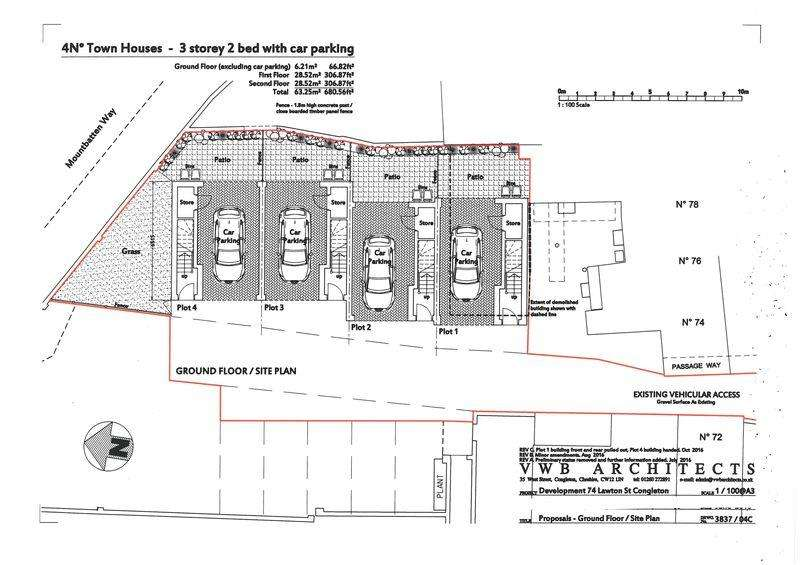 Land Commercial for sale in Lawton Street, Congleton