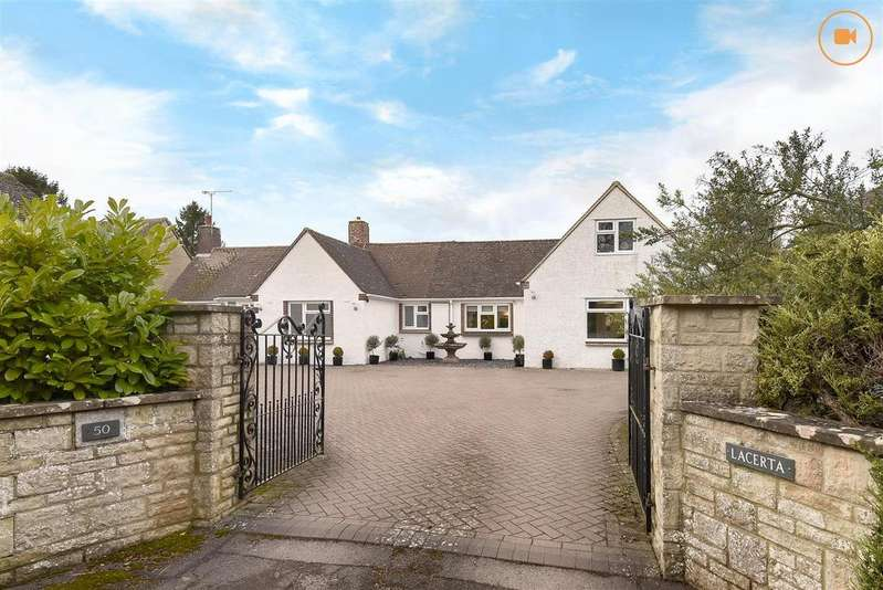 5 Bedrooms Detached Bungalow for sale in Burford Road, Witney