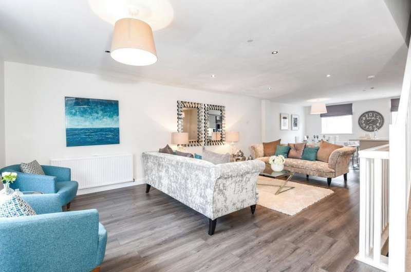 4 Bedrooms Mews House for sale in PLOT 7, ROOF TOP GARDENS, HARROGATE HG1 5BZ